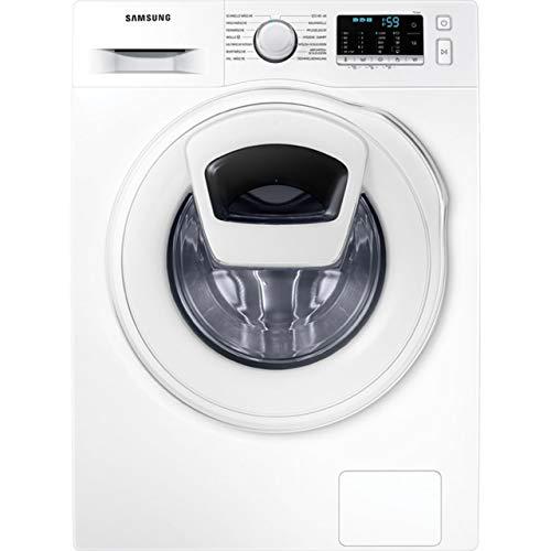 Samsung WW8NK52K0XW/EG Waschmaschine Weiß AddWash FleckenIntensiv Hygiene 8kg