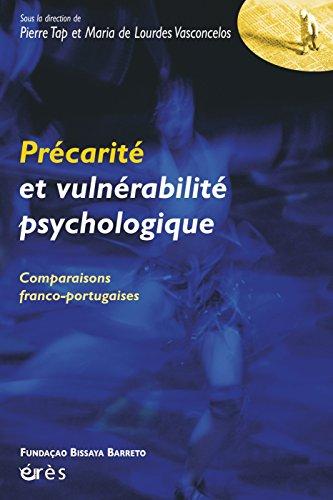 Précarité et vulnérabilité psychologique (Sociologie Clinique) (French Edition)