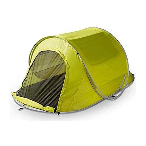 Carpas, necesidades al aire libre, salidas de prim Tiendas de campaña para acampar Tienda Impermeable 2 Personas Lightweight Festival Festival Doma Automático Camping Tienda Agua Resistente al agua Ti