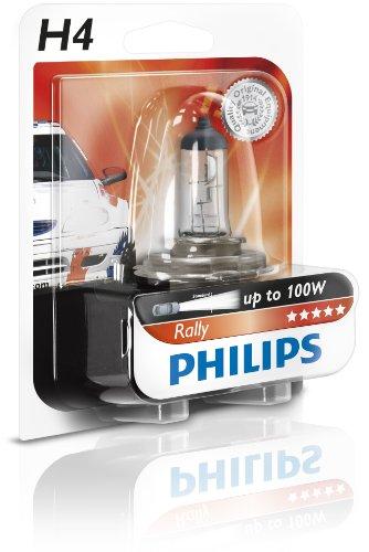 Philips 12569RAB1 Scheinwerferlampe H4 Rally, 1-er Blister