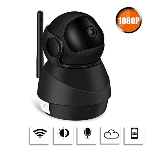 BXGZXYQ 1080P HD Home Überwachungskameras mit Zwei-Wege-Audio-Nachtsichtkamera für Pet Baby Monitor Home Security Kamera Bewegungserkennung Innenkamera Überwachungskamera