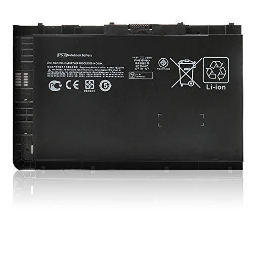 New BT04 BT04XL Notebook Battery for HP EliteBook Folio 9470 9470M 9480 9480M Series Ultrabook Laptop fits BA06 BA06XL Battery Spare 687945-001 696621-001 H4Q47AA H4Q48AA - 12 Months Warranty