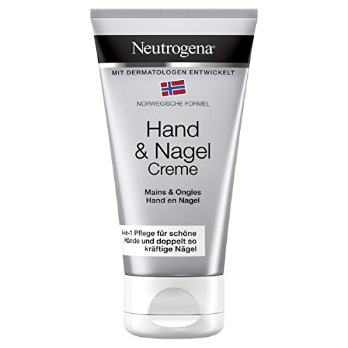 Neutrogena crema per mani e unghie, formula norvegese, confezione da 2...