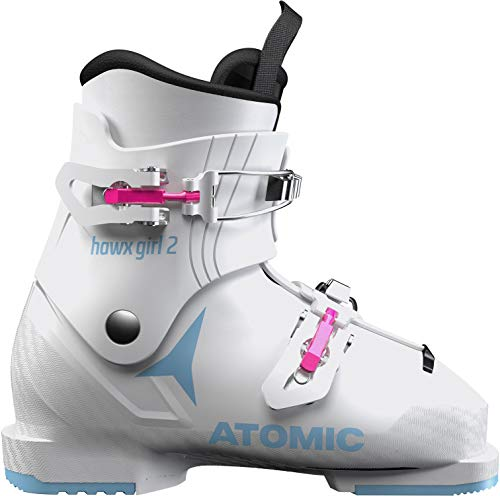 Atomic Unisex-Kinder ABO ATO All Mtain Inl Schneestiefel, Weiß White Denim Blue 000, 39/40 EU