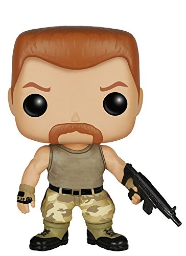 Funko Pop TV: Walking Dead Abraham Action Figure