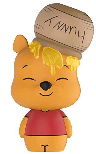 Figurine Funko Dorbz Disney - Winnie l'Ourson- Pooh avec Hunny - Exclusive