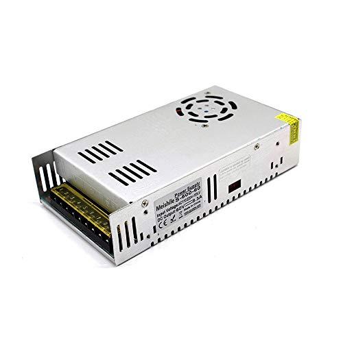MEISHILE 60V 8.3A 500W LED Fahren Schaltnetzteil Die Industrielle Energieversorgung Monitor - ausrüstungen Motor Transformator CCTV 110/220VAC-DC60V Switching Power Supply 500 Watts