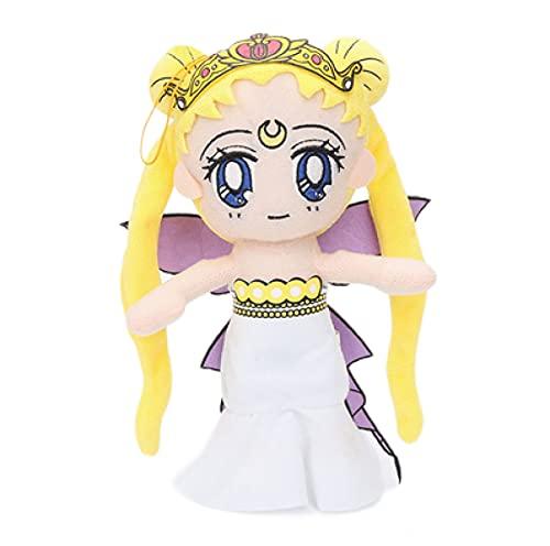 Sailor Moon Plush 22Cm, Sailor Moon Serenity PeluchesSailor Soft Stuffed Personajes Muñecas Juguetes Regalos De Cumpleaños