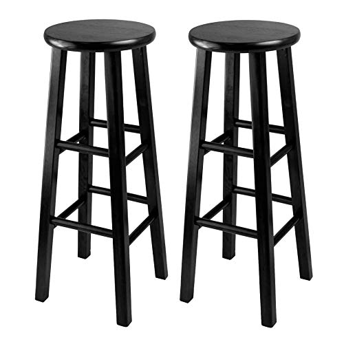 Winsome 29-Inch Square Leg Bar Stool