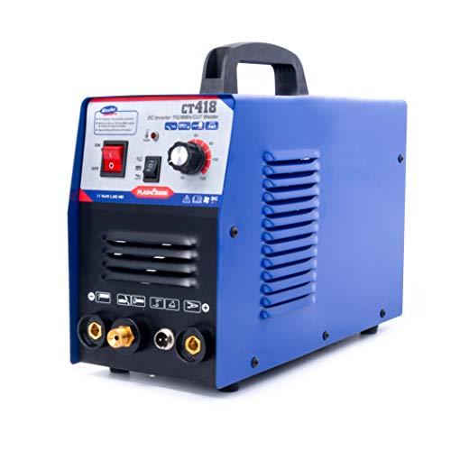 SUSEMSE Air Plasma Schneidemaschine 40A 3 Funktionen in 1 Combo Schweißmaschine Plasmaschneider Dual Voltage 220V