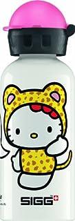 Sigg Hello Kitty Cheetah Costume - Cantimplora Infantil (0,4 L), diseño de Hello Kitty con Disfraz de Guepardo