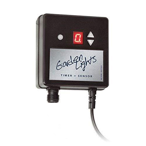 Garden Lights GL6009011 Sensor Photocell con temporizador, 1