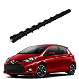 "ZHParty 7"" Whip Rod Antenna Mast Perfect for 06-18 Toyota Yaris, 10-17 Toyota"