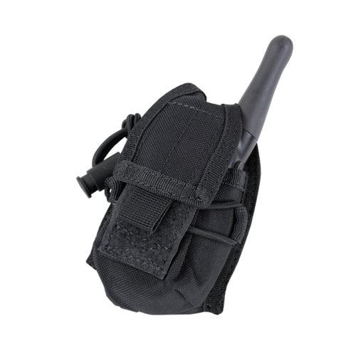 CONDOR MA56-002 HHR Pouch Black