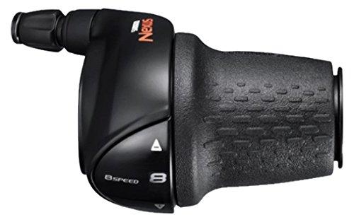 SHIMANO Nexus SL-C6000 Schalthebel 8-Fach für CJ-8S20 schwarz 2018 Schalthebel rechts