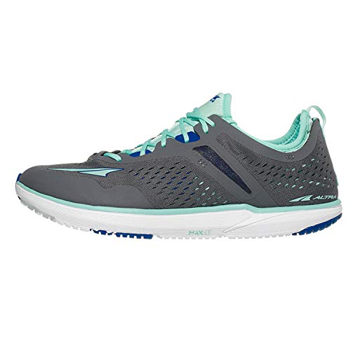 ALTRA Women's AFW1923G Kayenta Road Running Shoe, Gray/Blue - 10 B(M) US