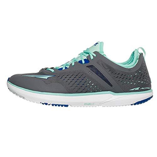 ALTRA Women's ALW1923G Kayenta Road Running Shoe, Gray/Blue - 9 M US