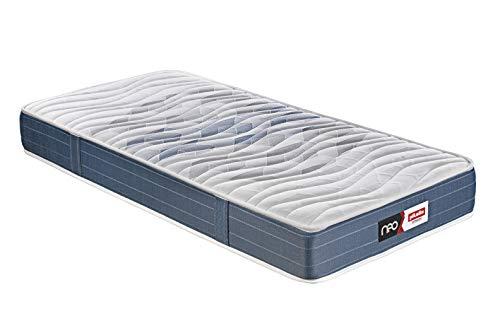 PIKOLIN – colchón HURACÁN |Gama Neo| (Muelle + Viscoelástica/Spring + Viscofoam Mattress) 90x190 cm