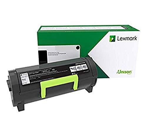Lexmark 56F0H0G TAA-Compliant High Yield Black Toner Cartridge Toner