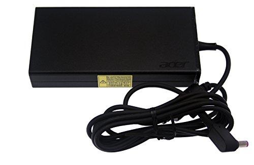 Acer Fuente de alimentación original con cable de alimentación UE Predator Helios 300 PH317-51 (19 V, 7,1 A, 135 W)