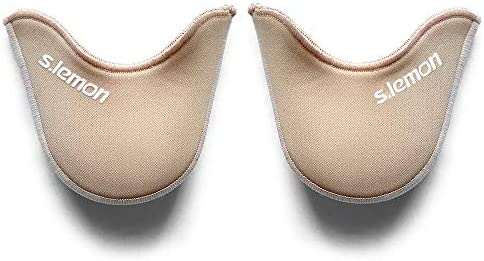 s lemon Ballet Dance Toe Pads Silicone Toes Protectors for Dancers Pointe Shoes Ouch Pouches product image