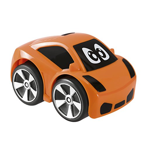 Carrinho Mini Turbo Touch Oliver, Chicco, Laranja