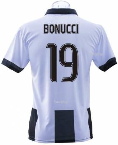 Maglia BONUCCI Juventus Replica AUTORIZZATA Ufficiale 2016-17 Juve Bambino