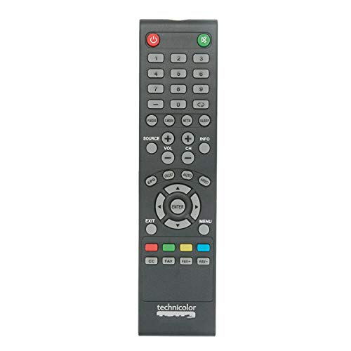 New Replace Remote Contro for RCA LCD LED TV RLDED5078A-B RLDED5078A-E RLED1945A-F TR3201A R0032 RTU5540-C RLD3273A-B RLD5515A-H RLDED3205A-C RLDED3258A-F RLDED3956A RLDED4016A-G RTU5540-d