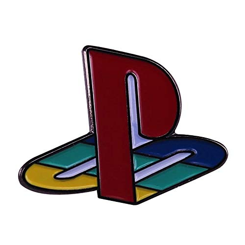 Playstation Game Enamel Pins Broche Collecte Badges de Revers Hommes Femmes Cadeaux de Bijoux de Mode ornent Chapeau Collier Sac à Dos