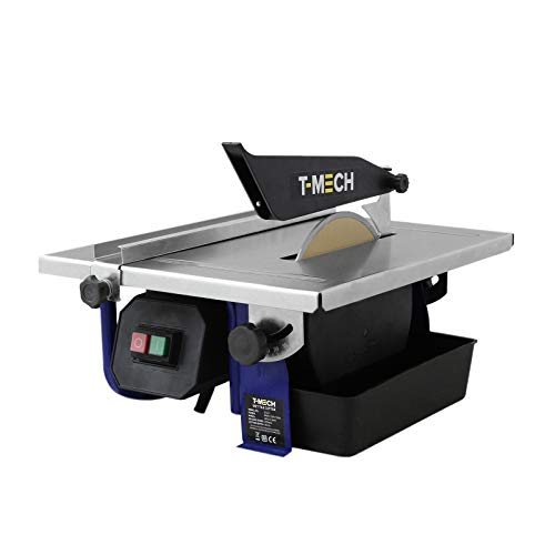 Electric Power Tile Cutter - Tile Cutting Machine - Wet Tile Cutter - 600W...