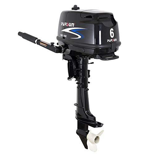 Parsun Aussenborder Benzinmotor 2,6-40 PS | Leistungsstarker 4-Takt Außenborder Bootsmotor |Einspritzer Außenbordmotor für garantierten Fahrspaß in diversen PS Ausführungen (8 PS, Kurzschaft)