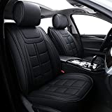 Best Car Seat Covers - Coverado Car Seat Covers, Waterproof Faux Leather Line Review