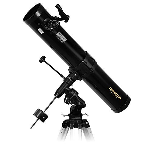 Omegon Télescope N 130/920 EQ-3
