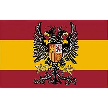 Gemelolandia Bandera Espa/ñola Aguila de San Juan 90x150cm