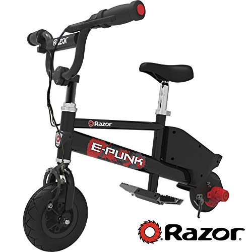 Razor E-Punk Electric Mini Bike for Kids Age 8+