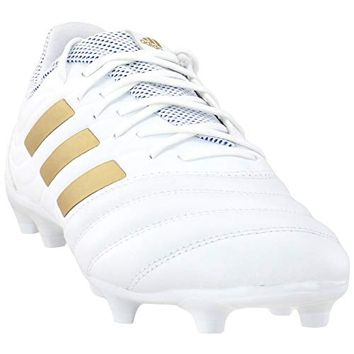 adidas Mens Copa 19.3 Fg Soccer Cleats - White - Size 13.5 D