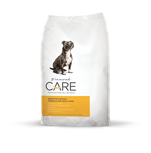 Diamond CARE Sensitive Stomach Dry Dog Food...