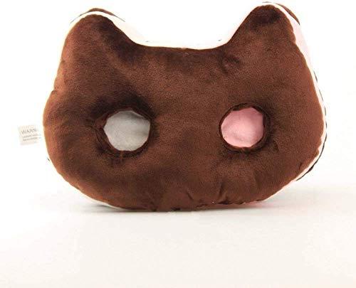 Hfreshtoys Steven Universe Cookie Cat Plush Cushion Soft Pillows for Anime Cosplay Costume Doll Stuffed Toys for Kids Children Birthday