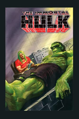 Marvel Comixology The Hulk Adam Warlock Comic Book Cover: Notebook Planner - 6x9 inch Daily Planner Journal, To Do List Notebook, Daily Organizer, 114 Pages