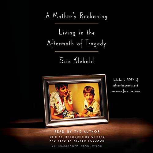 A Mother's Reckoning audiobook cover art