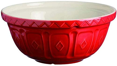 Mason Cash Red Mixing Bowl