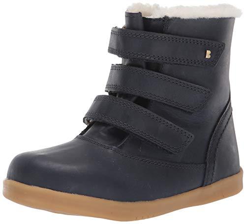 Bobux Aspen, Desert Boots Mixte Enfant, Bleu (Marine), 30 EU