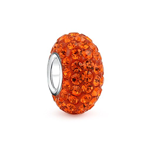 Bling Jewelry PBX-HZ-04-ORANGE