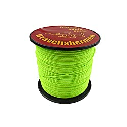 Top 10 Best Selling Braided Fishing Lines Reviews 2021