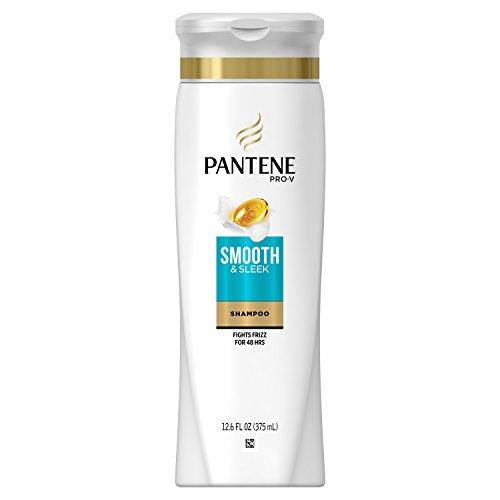 Pantene Pro-V Shampoo, Smooth & Sleek with Argan Oil, 12.6 Ounce