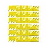 2 Sets of 3 OEM Extreme Blades for Deck MTD Cub Cadet Troy Bilt 48' Deck Zero Turn Mowers 02005017-X