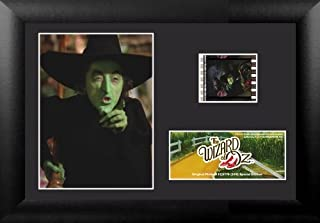The Wizard of Oz Wicked Witch Genuine 35mm Film Cell (S10) Minicell USFC5770