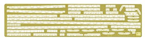 ハセガワ 1/350 日本海軍 長門級 ディテールアップ エッチングパーツ ベーシックA プラモデル用パーツ QG15