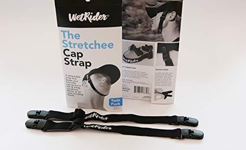 Wetrider Stretchee Cap Strap Twin Pack