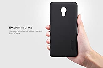 Nillkin Frosted Shield Hard Back Cover Case for Meizu M3S (5 inch)- Black